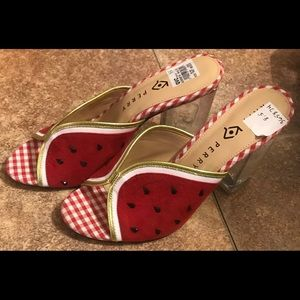 Katy Perry Novelty Heeled Sandals